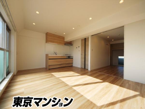 中古マンション 目黒区三田2丁目7-10 JR山手線目黒駅 3680万円