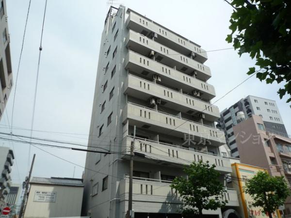中古マンション 台東区松が谷3丁目8-6 JR山手線上野駅 2498万円