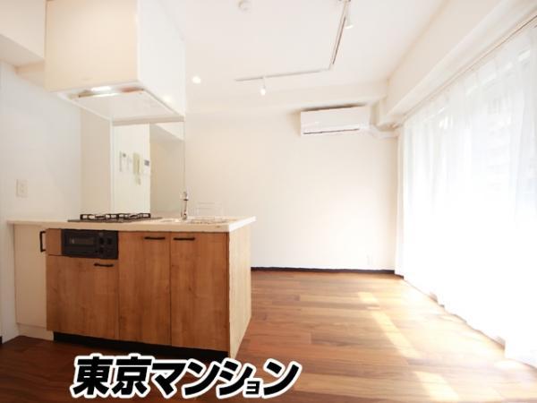 中古マンション 渋谷区広尾1丁目 JR山手線恵比寿駅 3780万円