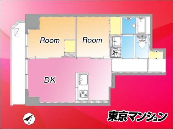 中古マンション 台東区根岸1丁目5-16 JR山手線鶯谷駅  3199万円