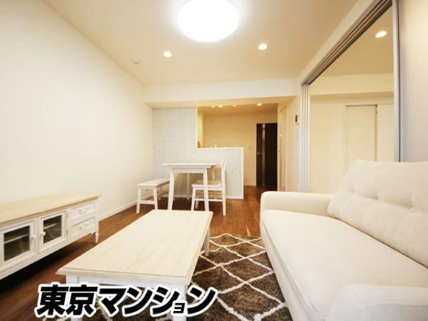 中古マンション 北区赤羽南2丁目 JR埼京線赤羽駅 2499万円