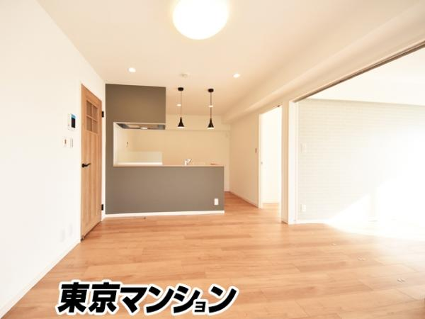 中古マンション 江東区東砂1丁目 都営新宿線大島駅 3198万円
