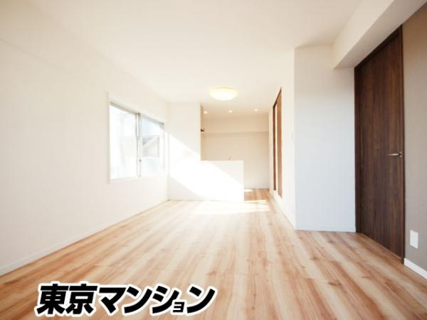 中古マンション 渋谷区本町1丁目7-1 京王線初台駅 3280万円