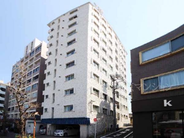 中古マンション 目黒区下目黒4丁目1-16 JR山手線目黒駅 2780万円