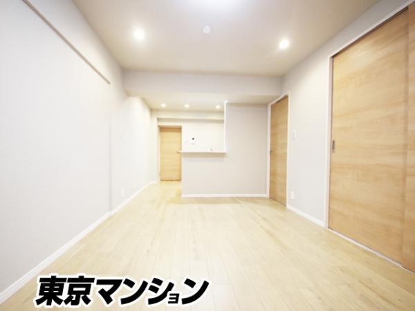 中古マンション 中野区新井4丁目15番1号 西武新宿線沼袋駅 2780万円