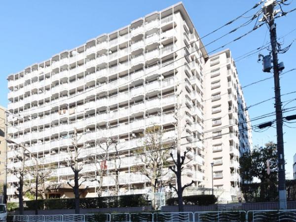 中古マンション 江東区辰巳1丁目6-17 有楽町線辰巳駅  3848万円