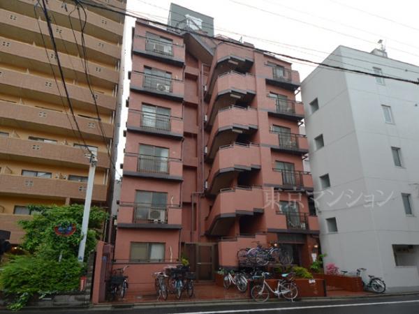 中古マンション 台東区竜泉3丁目 日比谷線三ノ輪駅 2599万円