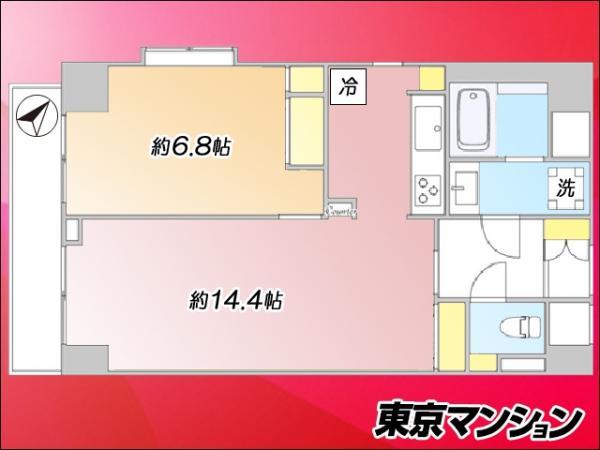 中古マンション 板橋区中丸町16-4 東武東上線大山駅 2980万円