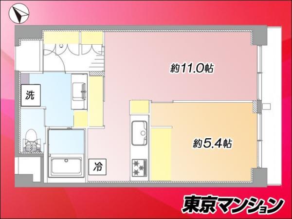 中古マンション 豊島区東池袋2丁目21-6 JR山手線大塚駅  3999万円