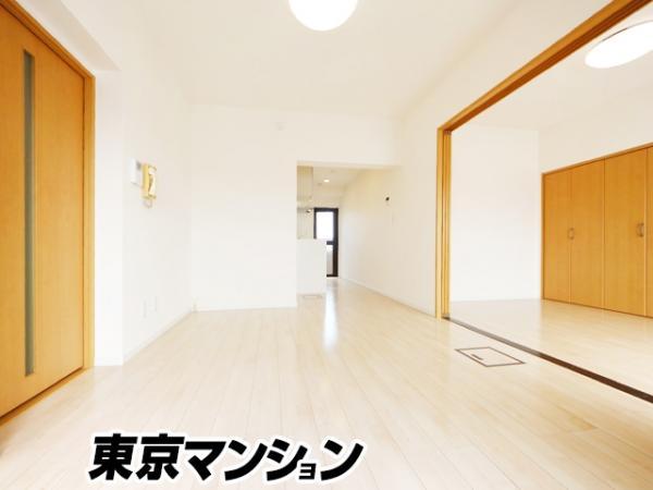 中古マンション 板橋区赤塚6丁目 東武東上線成増駅 2580万円
