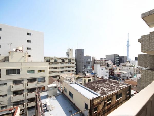 中古マンション 台東区今戸2丁目 銀座線浅草駅 1880万円