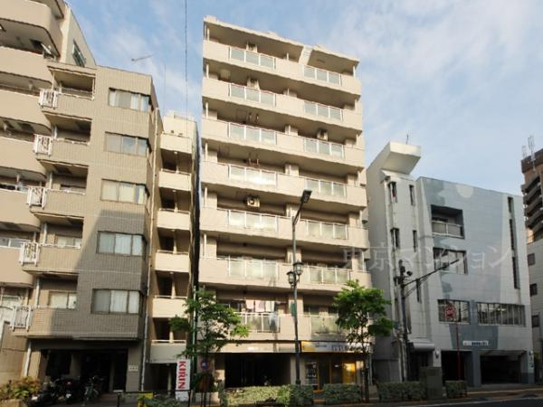 中古マンション 荒川区西尾久3丁目17-8 JR高崎線尾久駅 3099万円