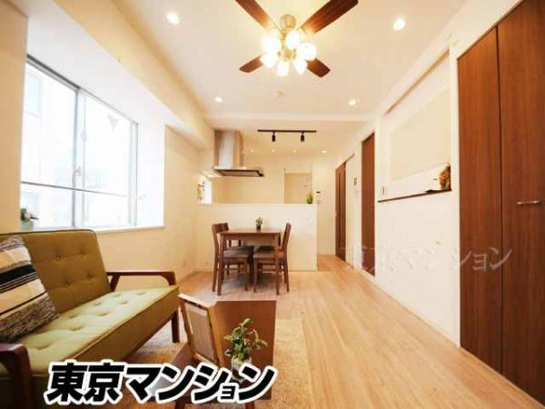 中古マンション 台東区元浅草1丁目19-4 JR山手線上野駅 3899万円