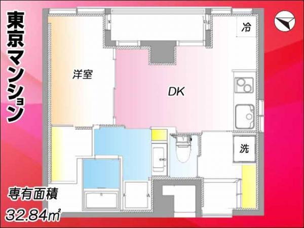 中古マンション 文京区本郷6丁目18-9 南北線東大前駅 2999万円