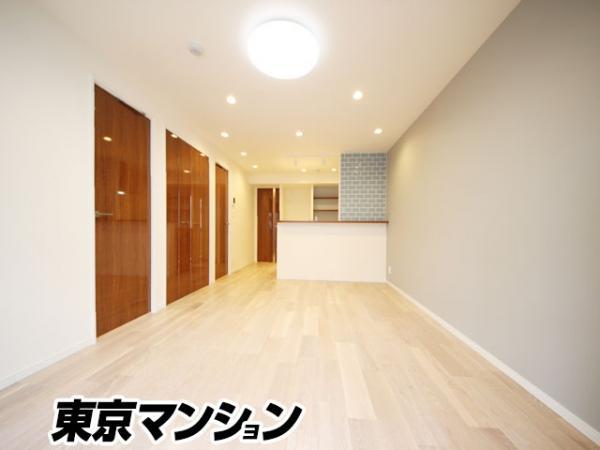 中古マンション 渋谷区広尾1丁目7-3 JR山手線恵比寿駅 4999万円