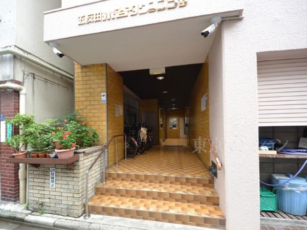 中古マンション 品川区西五反田2丁目31-11 JR山手線五反田駅 2380万円