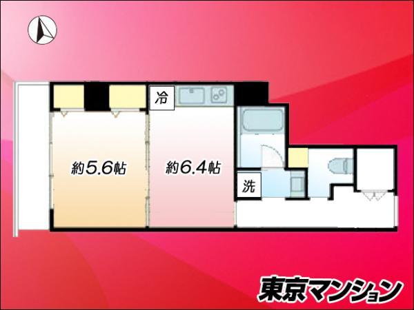 中古マンション 文京区湯島3丁目20-9 千代田線湯島駅 2250万円