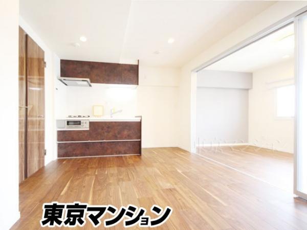 中古マンション 杉並区上荻2丁目 JR中央・総武線荻窪駅 2399万円
