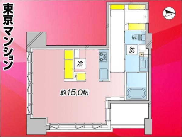 中古マンション 千代田区外神田4丁目12-11 JR山手線秋葉原駅 5480万円