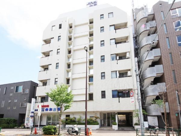 中古マンション 江東区亀戸4丁目11-10 東武亀戸線亀戸水神駅 2030万円