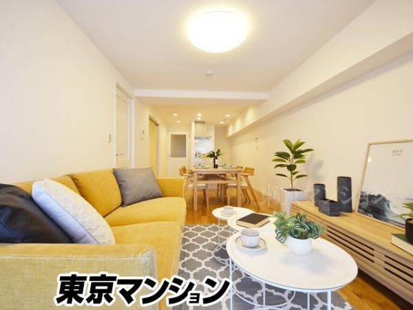中古マンション 大田区西糀谷3丁目 京急空港線大鳥居駅 2990万円