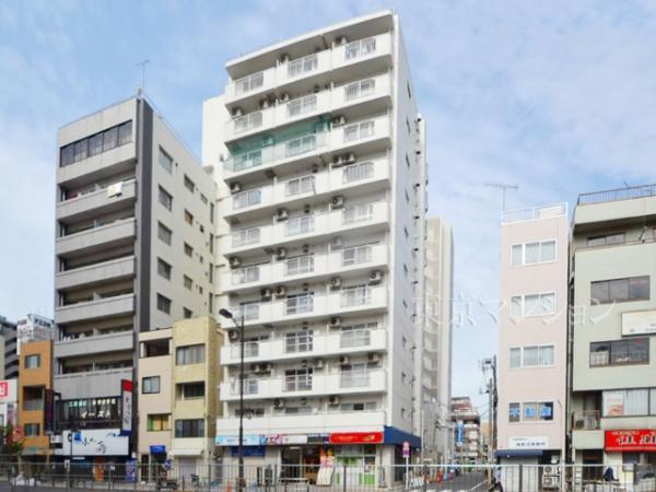 中古マンション 台東区西浅草2丁目14-13 つくばエクスプレス浅草駅 2480万円