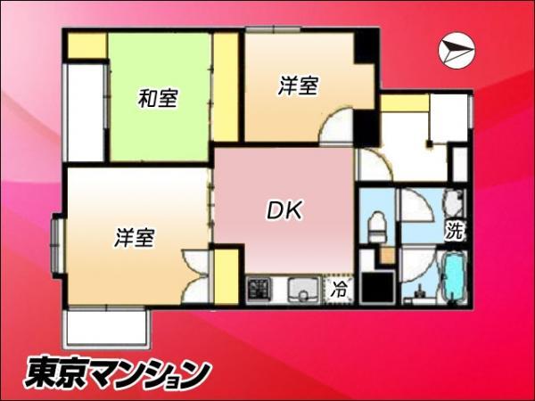 中古マンション 台東区東上野5丁目21-6 JR山手線上野駅 3980万円