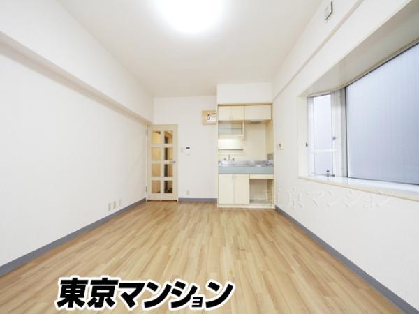 中古マンション 港区三田5丁目 JR山手線田町駅 2300万円