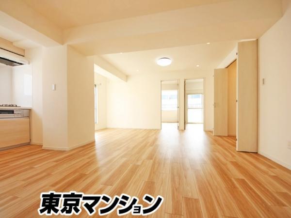 中古マンション 新宿区高田馬場2丁目 JR山手線高田馬場駅 4980万円