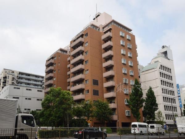 中古マンション 中央区明石町1-3 有楽町線新富町駅 3990万円