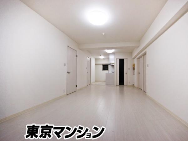 中古マンション 江東区大島5丁目 都営新宿線大島駅 3190万円