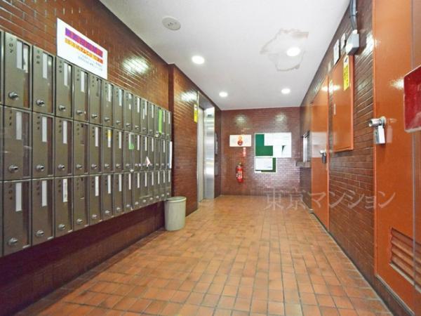 中古マンション 千代田区岩本町1丁目 日比谷線小伝馬町駅 2450万円