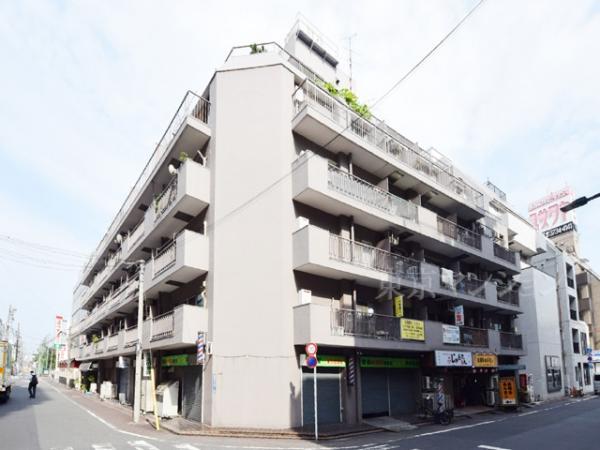 中古マンション 大田区西蒲田8丁目 JR京浜東北線蒲田駅 2430万円