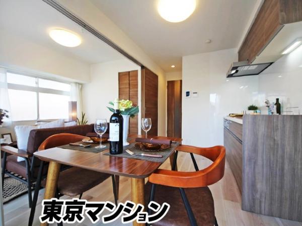 中古マンション 北区田端新町1丁目 JR山手線西日暮里駅 2330万円