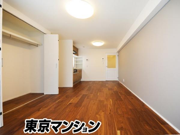 中古マンション 新宿区北新宿3丁目 JR中央・総武線大久保駅 2490万円