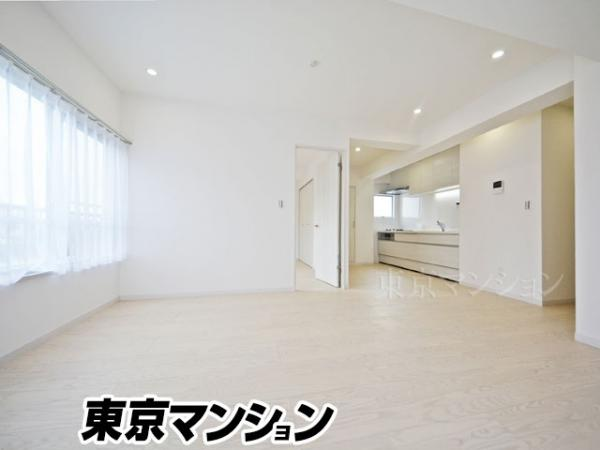 中古マンション 新宿区高田馬場3丁目 JR山手線高田馬場駅 2800万円