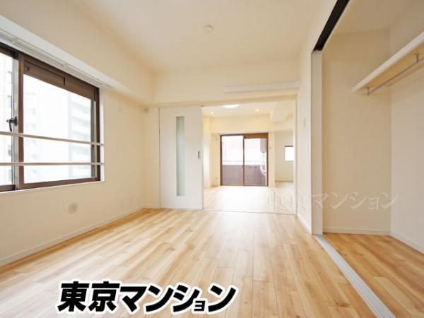 中古マンション 文京区本駒込3丁目 JR山手線駒込駅 2580万円
