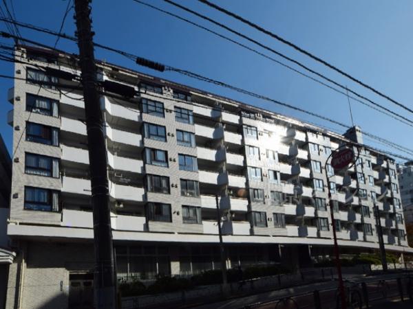 中古マンション 新宿区北新宿3丁目20-1 JR中央・総武線東中野駅 4880万円
