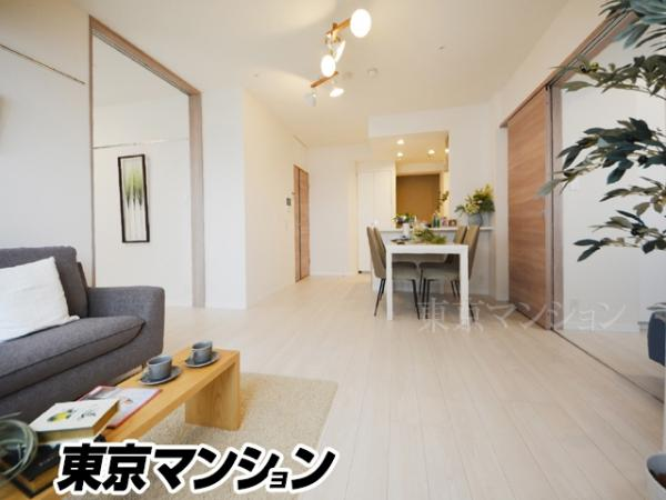新築マンション 北区西ケ原1丁目2-10 JR山手線駒込駅 6298万円