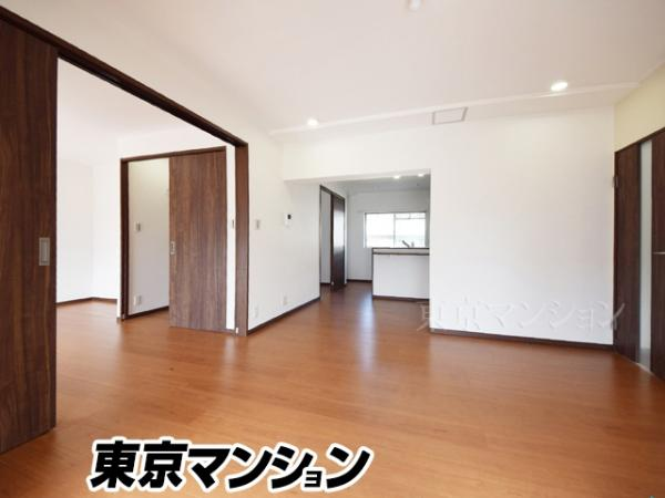 中古マンション 板橋区高島平3丁目10-17 都営三田線新高島平駅 2799万円
