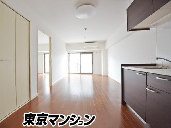 中古マンション 大田区蒲田1丁目 JR京浜東北線蒲田駅 2480万円