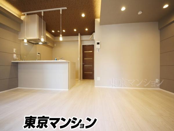 中古マンション 新宿区西早稲田3丁目 東西線高田馬場駅 4780万円