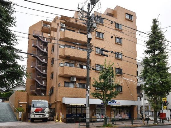 中古マンション 渋谷区幡ヶ谷2丁目35-1 京王線笹塚駅 3680万円