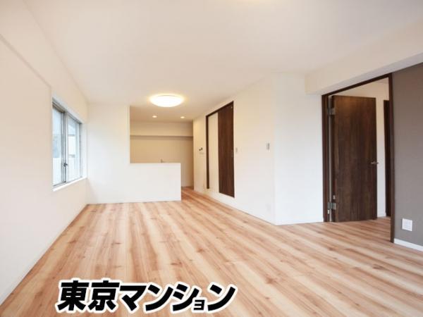 中古マンション 渋谷区本町1丁目 京王線初台駅 3199万円