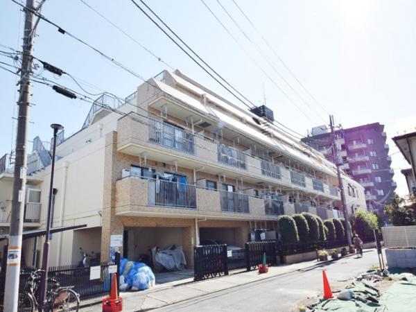 中古マンション 大田区新蒲田1丁目 東急池上線蓮沼駅 3599万円