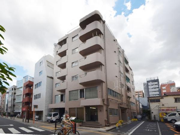 中古マンション 新宿区四谷三栄町5-5 JR中央線四ツ谷駅 2700万円