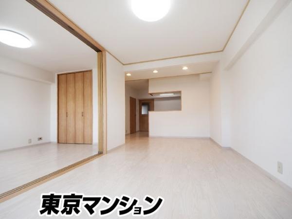 中古マンション 新宿区四谷三栄町5-5 JR中央線四ツ谷駅 2500万円