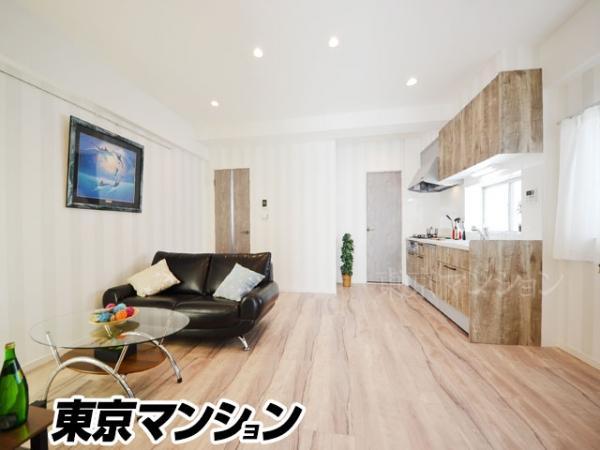 中古マンション 渋谷区恵比寿2丁目 JR山手線恵比寿駅 4780万円