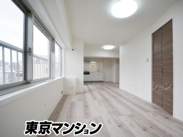 中古マンション 中野区中央4丁目6-12 丸の内線新中野駅 2099万円