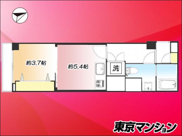 中古マンション 豊島区北大塚2丁目3-13 JR山手線大塚駅 2490万円
